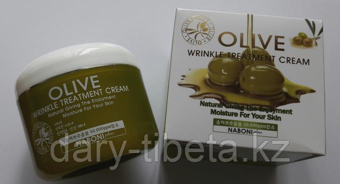 Naboni Olive Wrinkle Treatment Cream-Крем для лица восстанавливающий