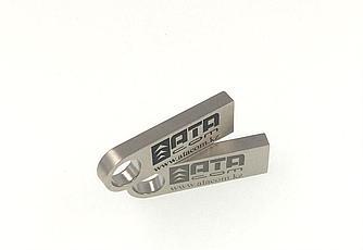 Металлическая флешка (SE9) 4 гб