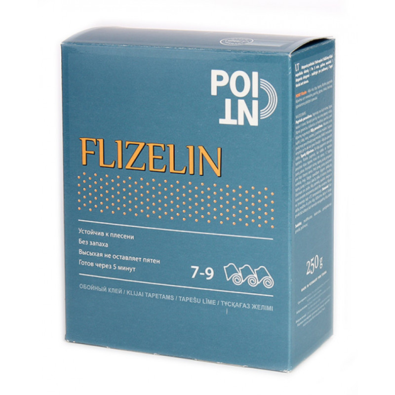 Обойный клей Point Flizelin 250 г.