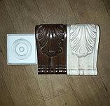 Межкомнатные двери Блюз-эмаль ДО-белое-золото, фото 4