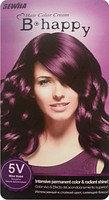 B Happy(5V)-Краска для волос-оттенок Винно-Фиолетовый