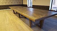 Деревянный стол с любого дерева