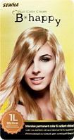B Happy(1L)-Краска для волос-оттенок Молочный блонд
