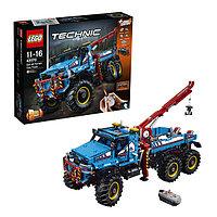 Конструктор  Lego Technic Аварийный внедорожник 6х6 42070