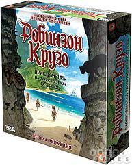 Настольная игра: Робинзон Крузо: Приключения на таинственном острове. Вторая редакция, арт.  181930