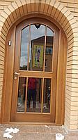 Дверь деревянная для саун