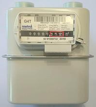 Счетчик газа диафрагменный UG (Metrix)  c температурной компенсацией газа