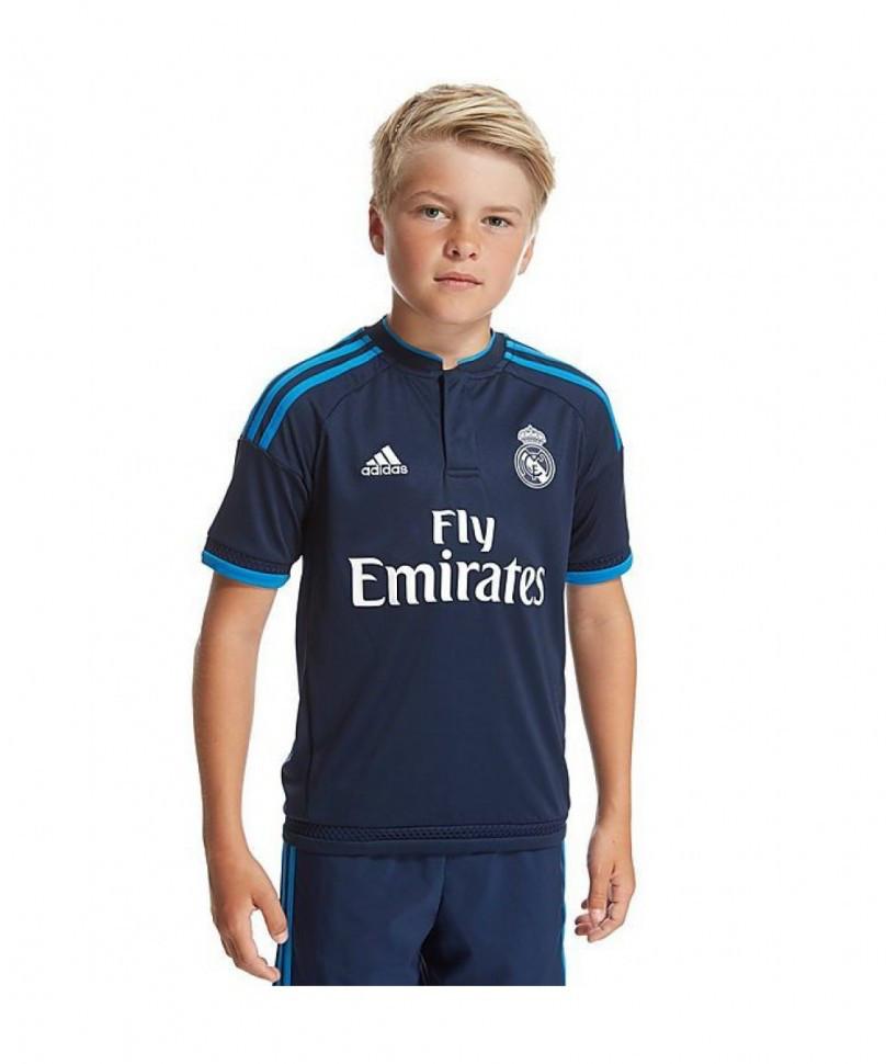 Детская футбольная форма FC Real Madrid