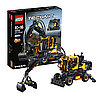 Конструктор Lego Technic Экскаватор Volvo EW 160E 42053