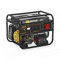 Бензиновый генератор Huter DY8000LX-3 (64/1/28)