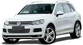 VW Touareg 10-