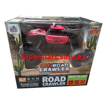 Радиоуправляемая машинка на пульте Road Crawler 4WD 1:18 2.4G, фото 2
