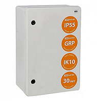 Щит антивандальный ЩПМП-1-1 полиэстер IP55, IK10 (400х300х170) TDM