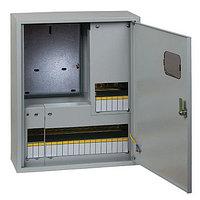 Щит учетно-распределительный навесной ЩРУН 3/24 Э с окном IP31 (500х400х120) EKF PROxima