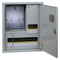 Щит учетно-распределительный встраиваемый ЩРУВ 3/9 с окном IP31 (540x340x160) EKF PROxima