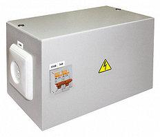 Ящик с понижающим трансформатором ЯТП-0,4 220/42-2авт. TDM