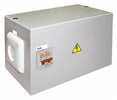 Ящик с понижающим трансформатором ЯТП-0,4 220/24-2авт. TDM