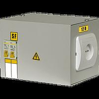 Ящик с понижающим трансформатором ЯТП-0.25 220/12В-2 36 УХЛ4 IP30 ИЭК