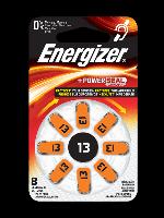 Батарейка для слуховых аппаратов – 13 Energizer®
