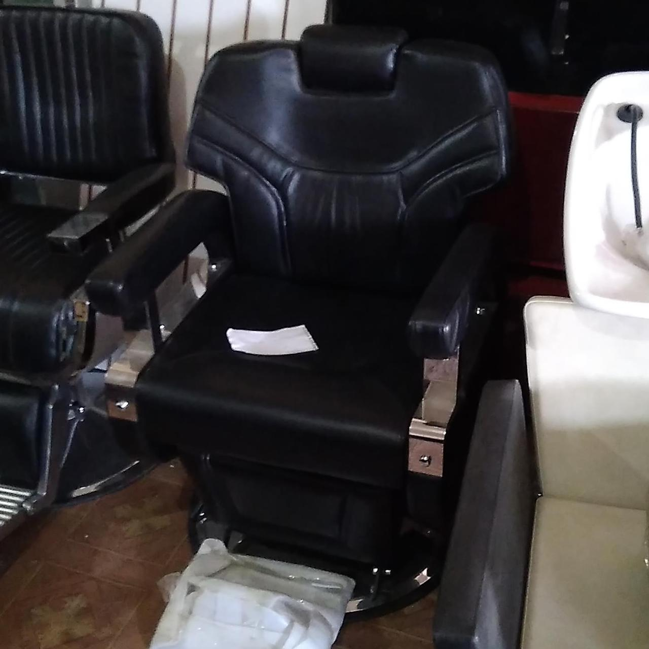 Кресло парикмахерское барбер