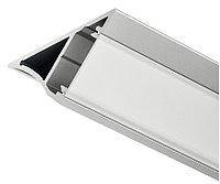 Угловой профиль накладного монтажа для LED ленты, 2500 мм, фото 1