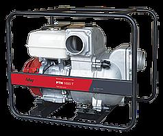 FUBAG Мотопомпа для сильнозагрязненной воды PTH 1600 Т