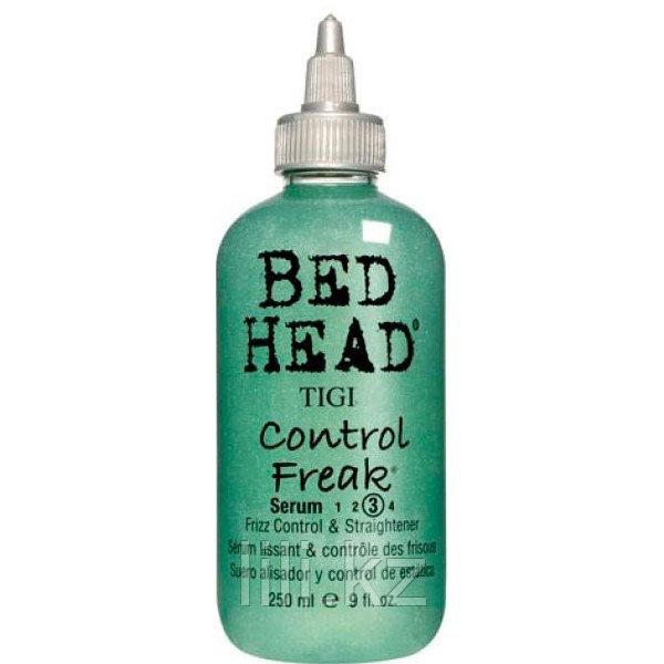 Сыворотка для гладкости и дисциплины локонов -  Tigi Bed head control freak serum 250 мл.