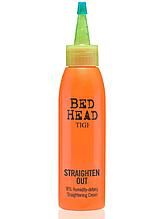 Термоактивный разглаживающий крем -TIGI Bed Head Straighten Out 120 мл.