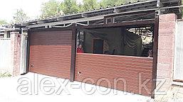 Бытовые гаражные ворота, фото 2
