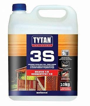 Огнебиозащита TYTAN 4F 10 л, фото 2