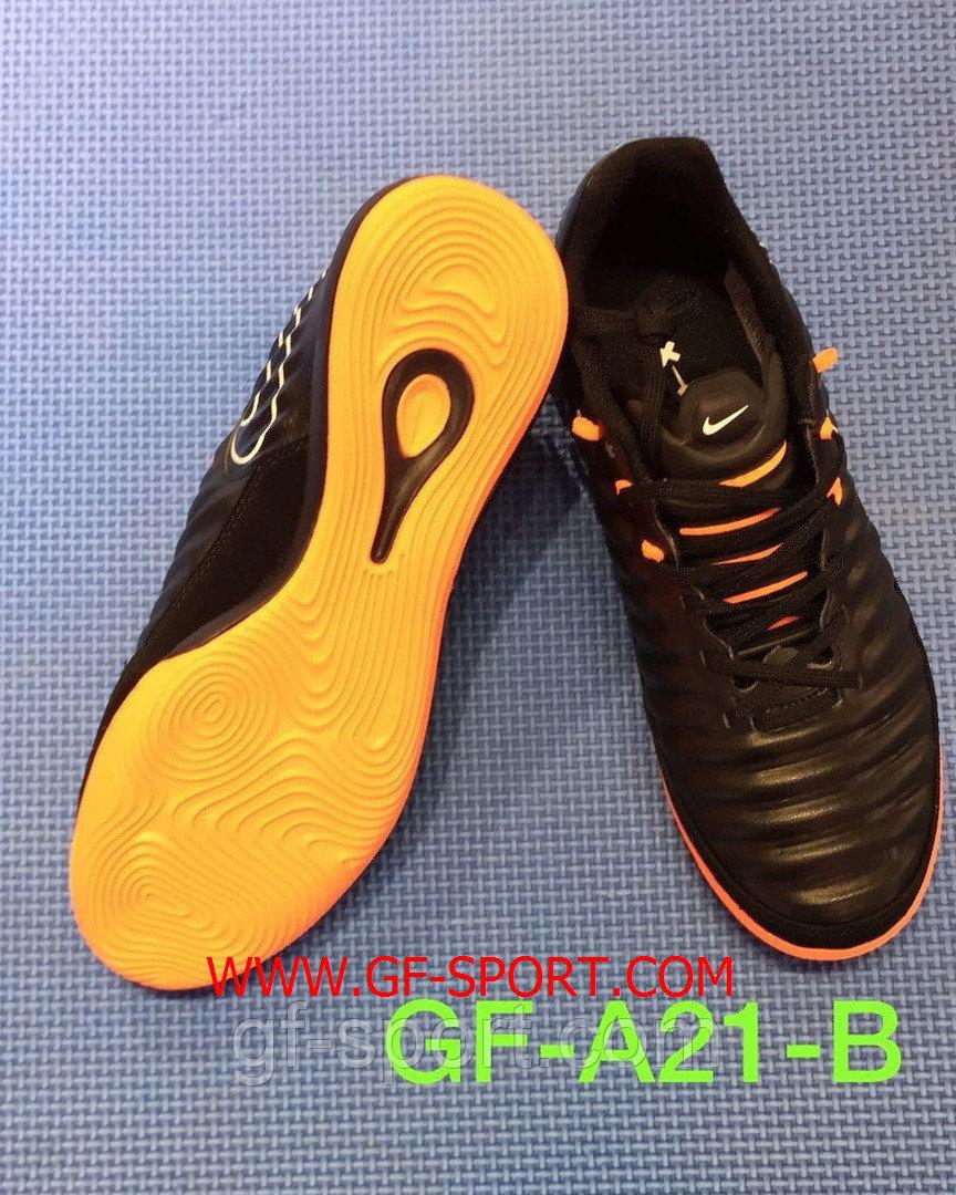 Кроссовки для футбола A21-B (для бега)