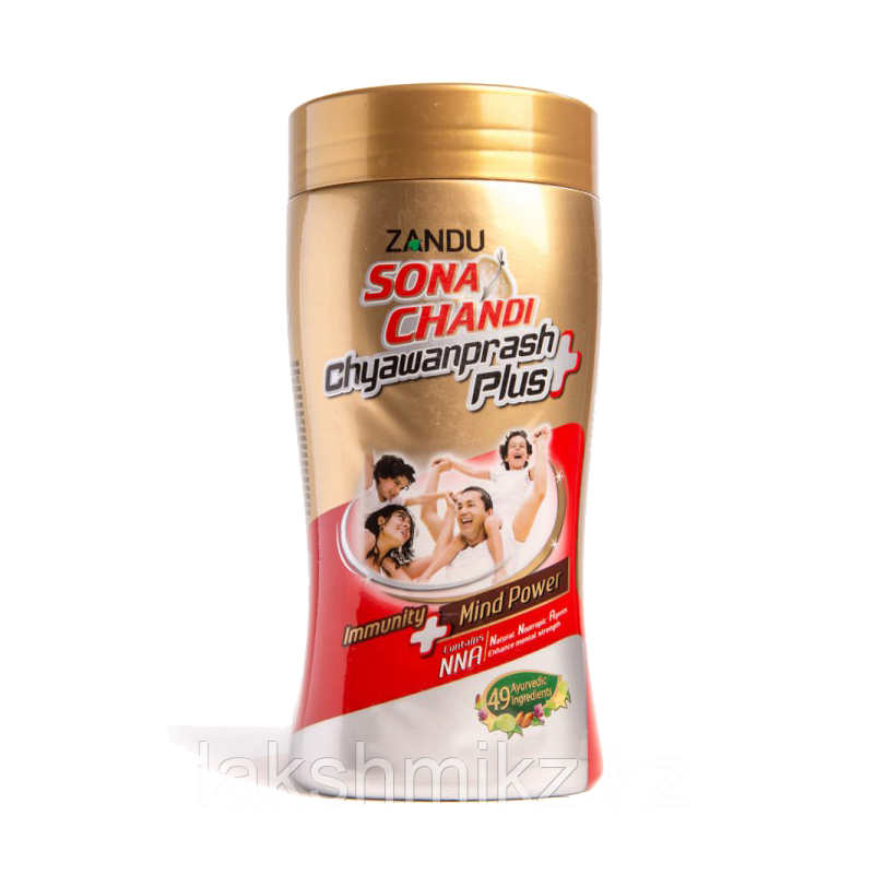 Чаванпраш плюс, Занду/Zandu, 450 гр