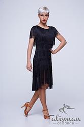 Платье женское для латинских танцев ПЛ-922