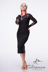Платье женское для танцев ПЛ-908