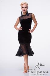 Женское платье танцевальное ПЛ-866