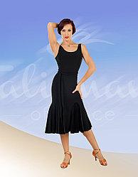 Платье женское для латины ПЛ-698
