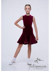 Платье бейсик БВ-56