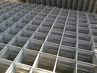 Сетка сварная 50x4 50 2000 дорожная арматурная