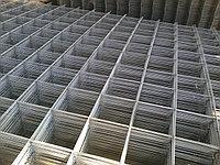 Сетка сварная 100x6 В500С 100 6000 дорожная арматурная