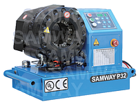 Обжимной станок для мобильного фургона или грузовика SAMWAY P32XD 12/24V DC