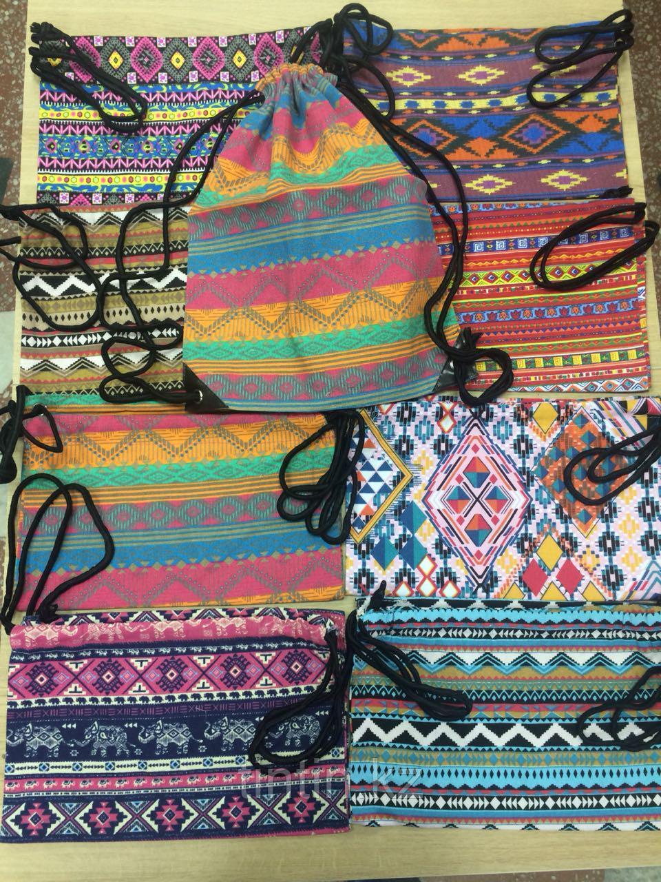 Рюкзак-мешок 42х32см