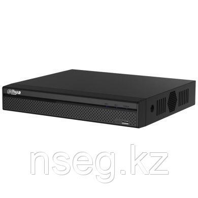 4 канальный видеорегистратор, Tribrid трибрид (аналог, HDCVI, IP) DAHUA HCVR4104HS-S3