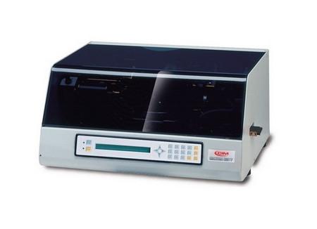 Эмбоссер пластиковых карт автоматический CIM MAXIMA 821T