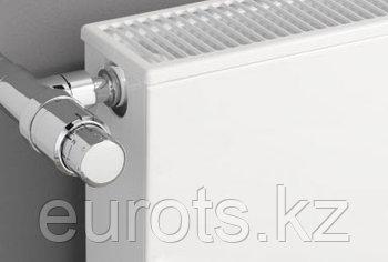 Гладкие панельные радиаторы Kermi Plan и Line. Тип 12