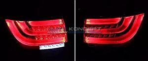 Стоп сигналы в стиле BMW HIGHLANDER (XU40) 2007 - 2013