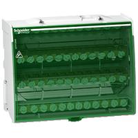 LGY412548 Распределительный блок винтовой Linergy DS -  4P - 125A - 48 отверстий