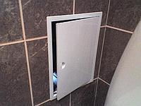 Люк-дверца ревизионная металлическая 800х800, фото 1