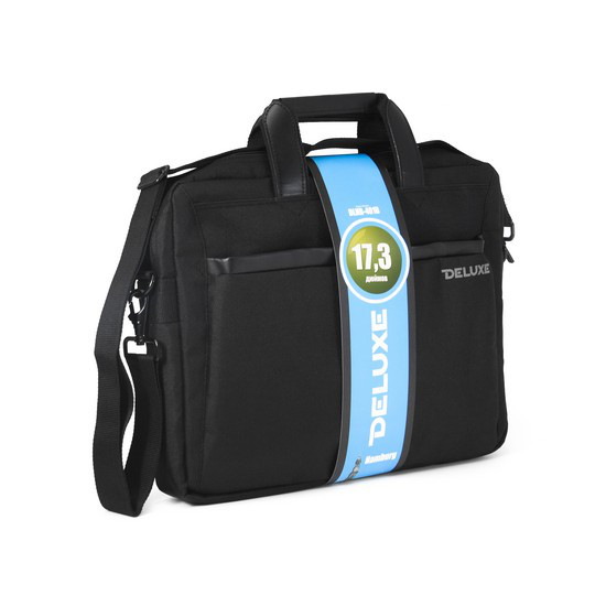 "Deluxe DLNB-401B-P17.3 Сумка для ноутбука Hamburg 17.3"""