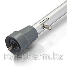 Костыли с опорой под локоть FS937L с УПС (размер М) цвет серый, фото 3