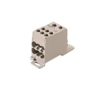 1939450000 WPDB 35-16/16 1-1/6 W-серия, Распределительный блок, Расчетное сечение: 35 mm², Винтовое соединение